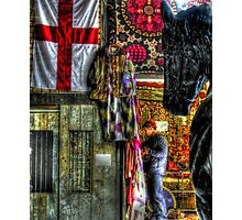 Rugs for Sale - Stables Camden Photographic Print