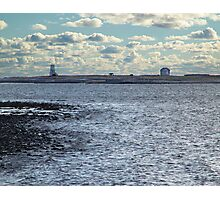 Devil's Island Lighthouse Photographic Print