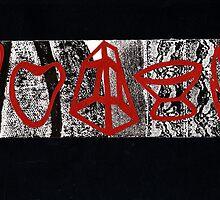 5 objects again #1 by zoe trap