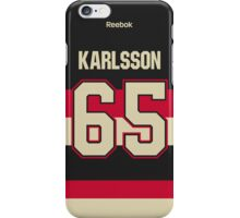 Ottawa Senators Erik Karlsson Alternate Jersey Back Phone Case iPhone Case/Skin