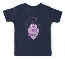 Amethyst // Steven Universe Amethyst Purple Owl Kids Tee