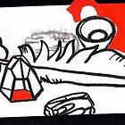 5 objects again #4 by zoe trap