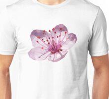 Polygon Flower Unisex T-Shirt