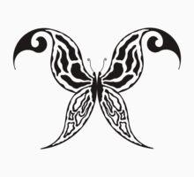 butterfly heart by bronwynjmrussel