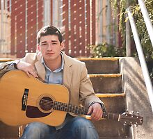 A Boy And His Guitar by The Jonathan Sloat
