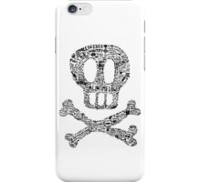 All Time Low - Skull iPhone Case/Skin