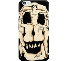 Salvador Dalì art-aphorism iPhone Case/Skin