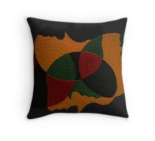We Are the World 1 Throw Pillow
