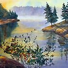 Muskoka Sunrise by bevmorgan
