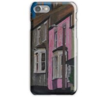 Southend, Pink Houses iPhone Case/Skin