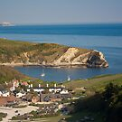 Lulworth Cove by Dean Messenger