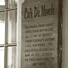 Cafe Du Monde by Ashli Amabile