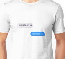komaeda pls Unisex T-Shirt