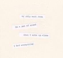 All Time Low - Therapy Lyrics 2 by amy97
