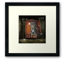'We Found The Way' Framed Print