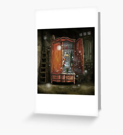 'We Found The Way' Greeting Card