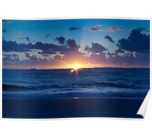 Sunrise Romance Poster
