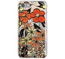 SUNNY FLOWERS iPhone Case/Skin