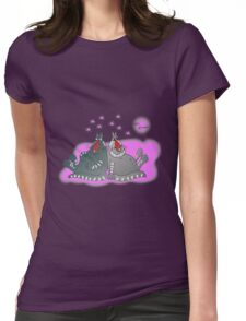 After dinner Womens Fitted T-Shirt
