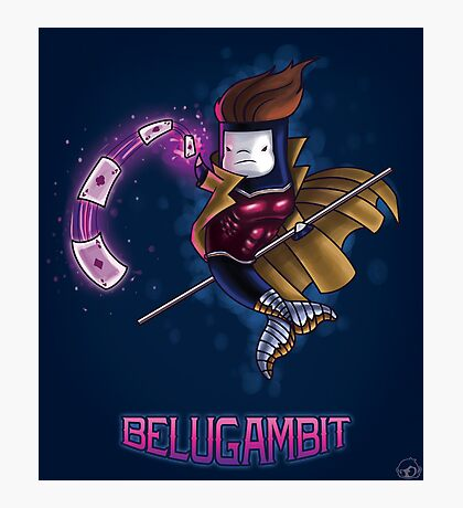 BeluGambit Print Photographic Print