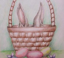 happy easter day! by thuraya arts