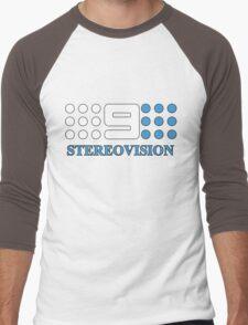 STEREOVISION Men's Baseball ¾ T-Shirt