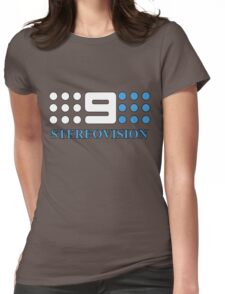 STEREOVISION Womens Fitted T-Shirt