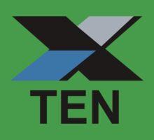 X TEN One Piece - Short Sleeve