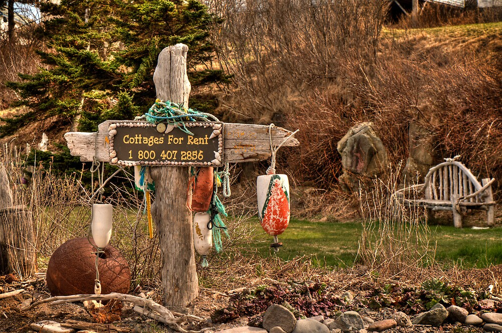 Cottages for Rent by Roxane Bay