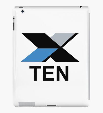 X TEN iPad Case/Skin