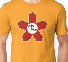We're gts & bkn... Unisex T-Shirt