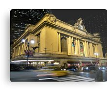 NYC: Grand Central Station Metal Print