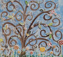 Tree of Life by Jennifer Gibson