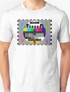 Test Card T-Shirt