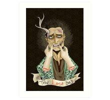 The Lost Boy - UD Art Print