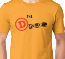 The D Generation Unisex T-Shirt