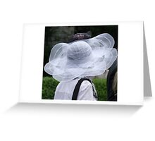 The Bonnet Greeting Card