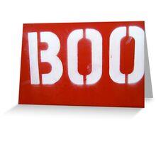 2 Boo - Hoo.... Greeting Card