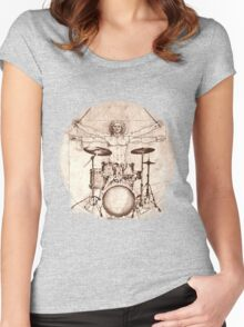 Rock the Renaissance! Women's Fitted Scoop T-Shirt