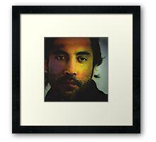 Javier Bardem... Favorite Male Actor series Framed Print