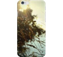 """"""" Lying In A Field Of Tall Grass """" iPhone Case/Skin"""