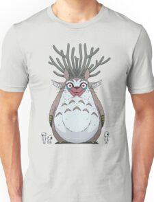 Deer God Totoro Unisex T-Shirt