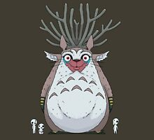 Deer God Totoro Unisex T-Shirt