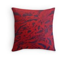 The Pain Throw Pillow