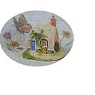 Miniature Cottage #2 by nbrettoner