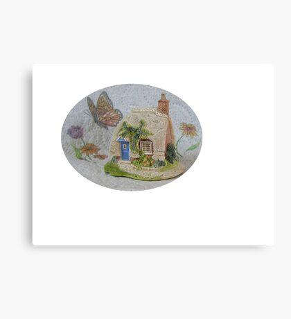 Miniature Cottage #2 Canvas Print