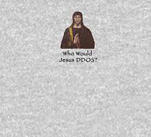 Who Would Jesus DDOS Hoodie