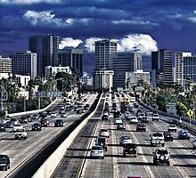 5 pm, downtown next exit..... by Chris Lord