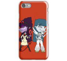 Matilda an Sharon iPhone Case/Skin