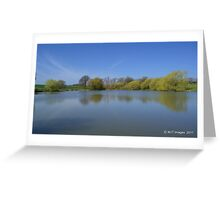 Canon Ashby Greeting Card